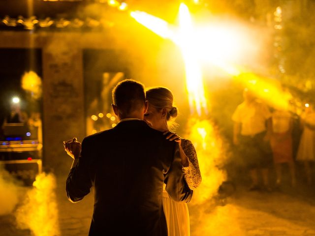 Il matrimonio di Janina e Michael a Orvieto, Terni 93