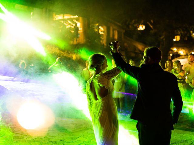 Il matrimonio di Janina e Michael a Orvieto, Terni 94