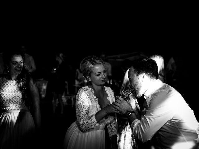 Il matrimonio di Janina e Michael a Orvieto, Terni 95
