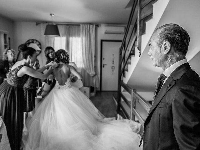 Il matrimonio di Andrea e Ornella a Tuscania, Viterbo 6