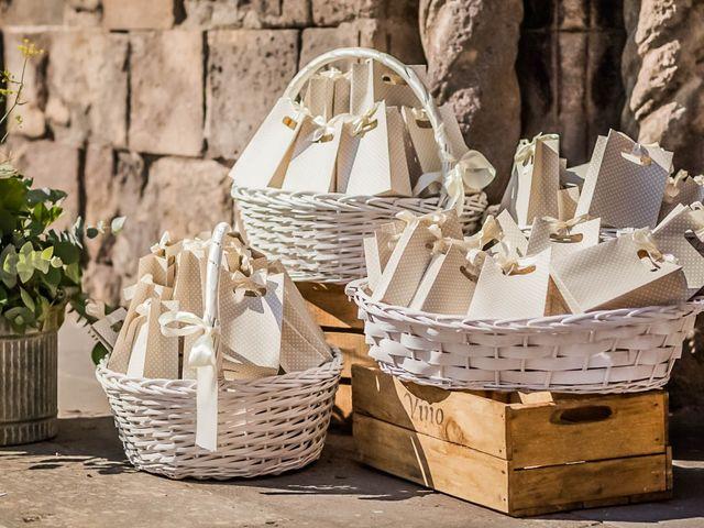 Il matrimonio di Andrea e Ornella a Tuscania, Viterbo 8