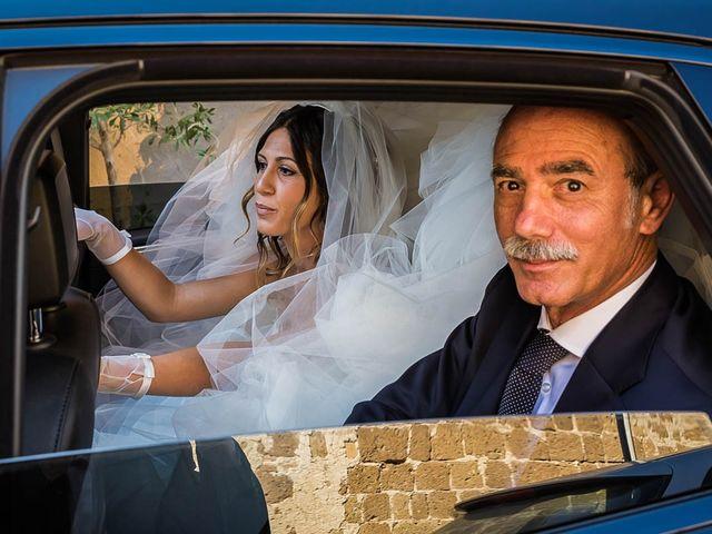 Il matrimonio di Andrea e Ornella a Tuscania, Viterbo 11
