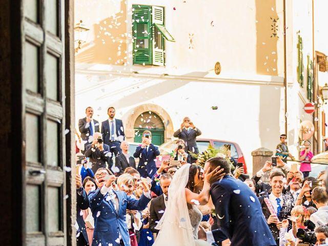 Il matrimonio di Andrea e Ornella a Tuscania, Viterbo 18