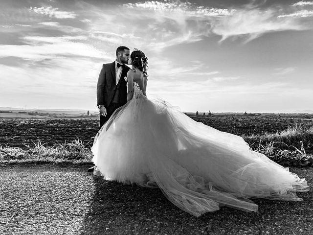Il matrimonio di Andrea e Ornella a Tuscania, Viterbo 23