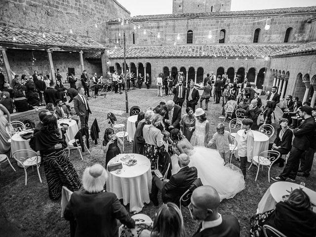 Il matrimonio di Andrea e Ornella a Tuscania, Viterbo 26