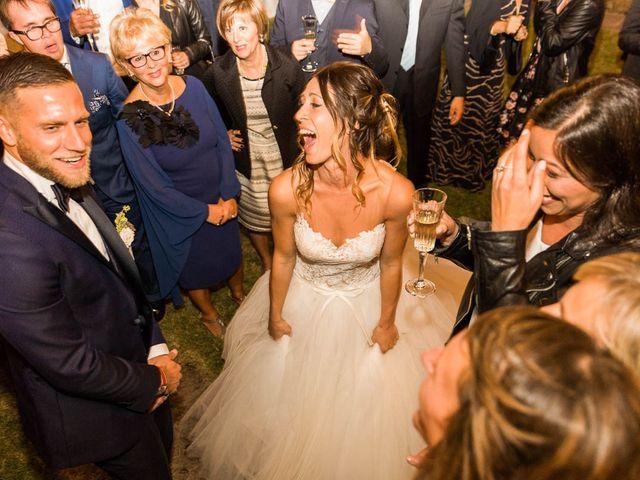 Il matrimonio di Andrea e Ornella a Tuscania, Viterbo 27