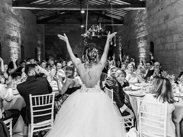 Il matrimonio di Andrea e Ornella a Tuscania, Viterbo 28