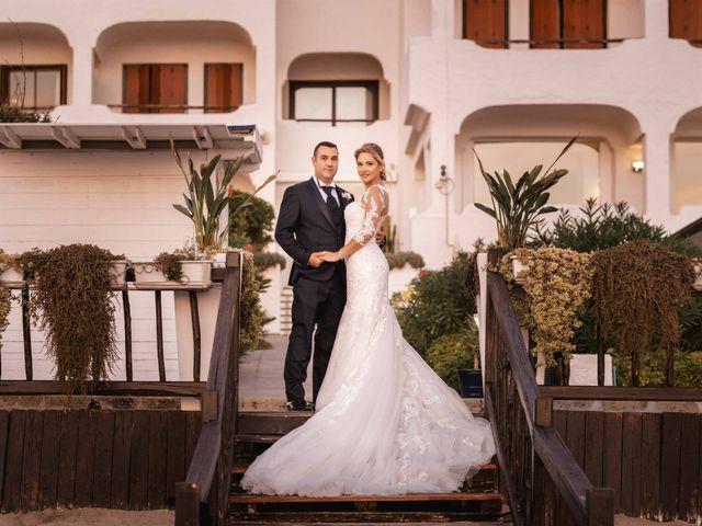 Le nozze di Amanda e Damiano