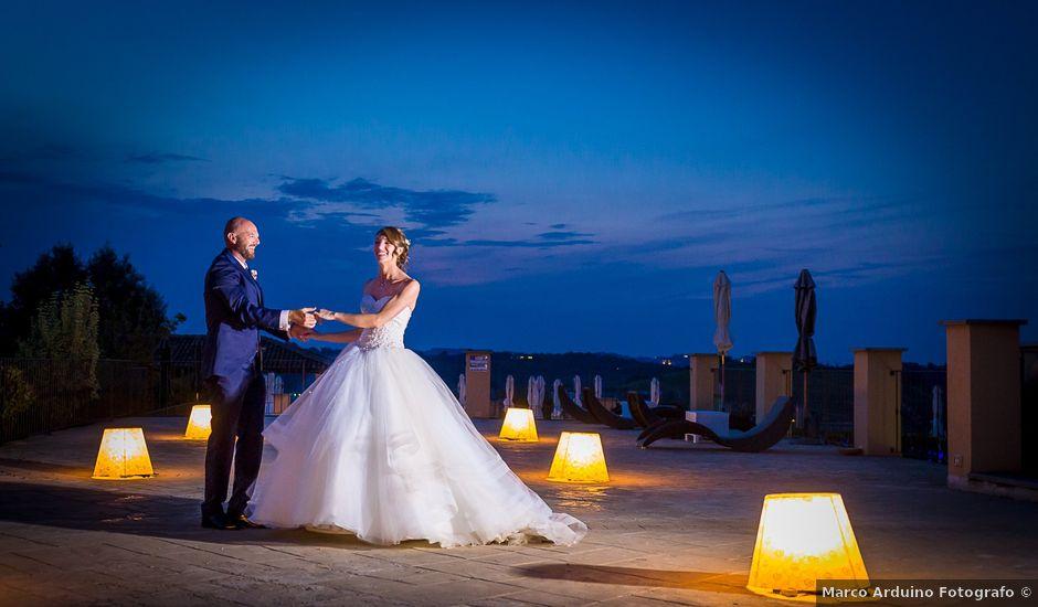 Il matrimonio di Lorenzo e Arianna a Novara, Novara