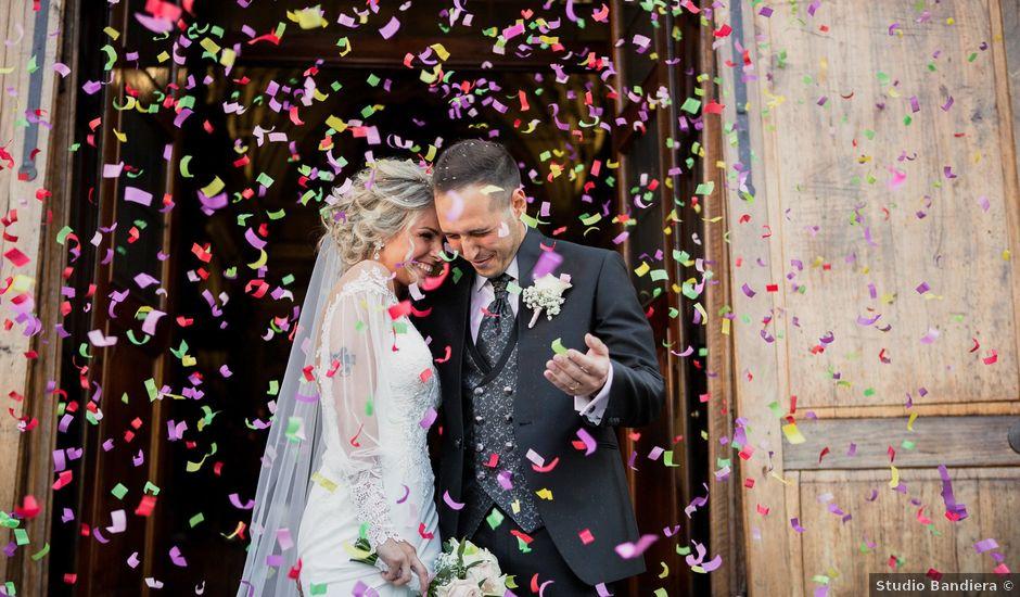 Il matrimonio di Oscar e Elisa a Torino, Torino