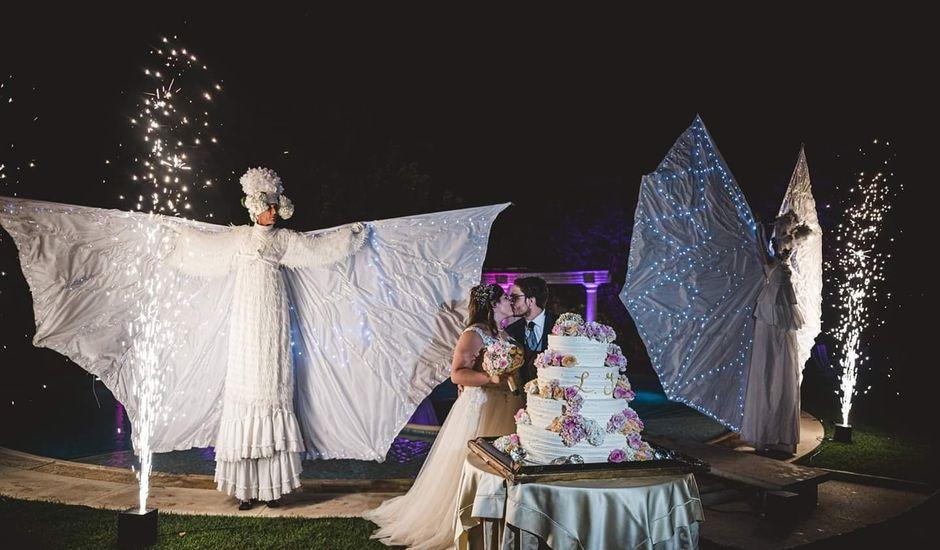 Il matrimonio di Leonardo  e Ilaria a Albaredo d'Adige, Verona