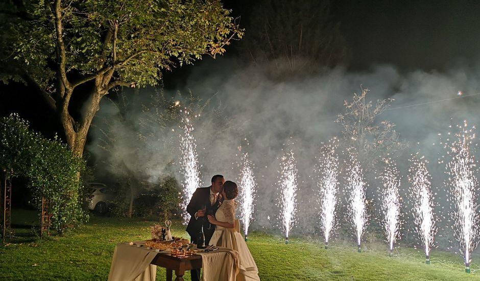 Il matrimonio di Fabio e Andrea Angela a Caronno Pertusella, Varese