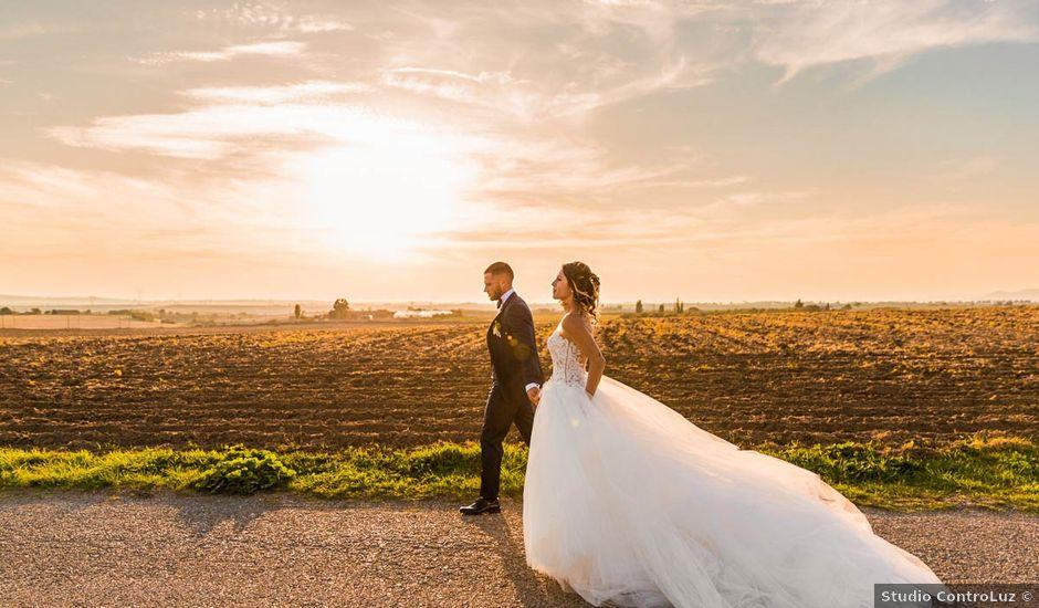 Il matrimonio di Andrea e Ornella a Tuscania, Viterbo