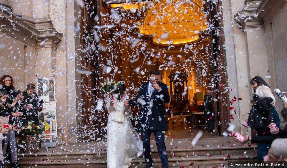 Il matrimonio di Alessandra e Alessio a Milano, Milano