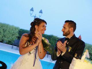 Le nozze di Erica e Nicolò