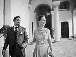 Le nozze di Vera e Simon