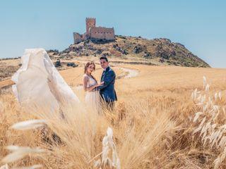 Le nozze di Vanessa e Salvatore