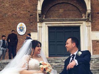 Le nozze di Giorgia  e Sergio  2