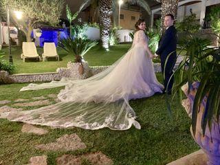 Le nozze di Giorgia  e Sergio