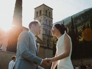 Le nozze di Avril e Aydan