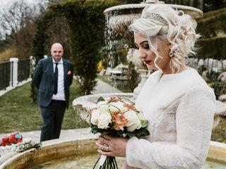Le nozze di Maria e Luca