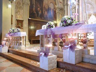 Le nozze di Eleonora e Tomas 1