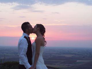 Le nozze di Eleonora e Tomas