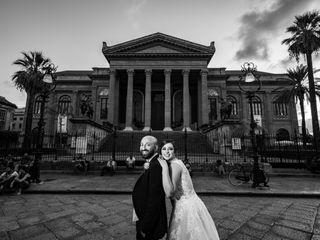 Le nozze di Martina e Carmelo