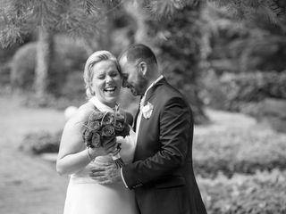 Le nozze di Veruska e Fabio