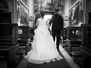 Le nozze di Jessica e Ivan