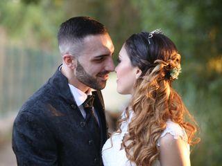Le nozze di Claudio e Anastasia