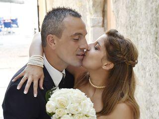 Le nozze di Maurizio Jerry Tonon e Rachele Modolo