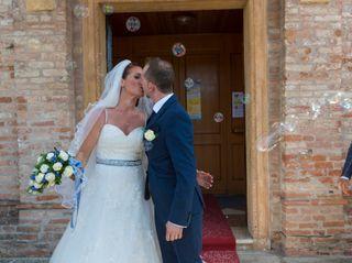 Le nozze di Andrea e Elisabetta 1