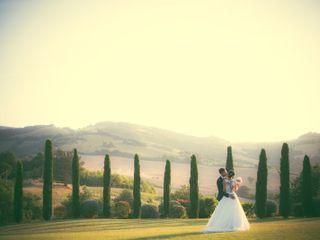 le nozze di Barbara e Mauro 1