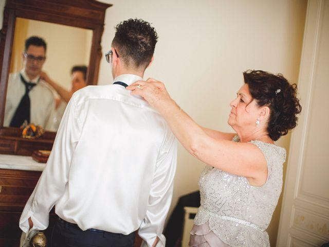 Il matrimonio di David e Martina a Montespertoli, Firenze 3