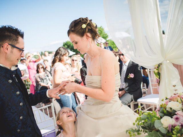 Il matrimonio di David e Martina a Montespertoli, Firenze 9