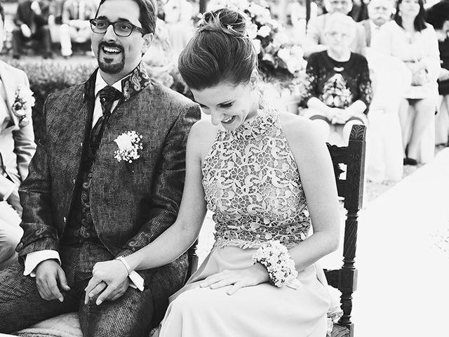 Il matrimonio di Simon e Vera a Vittuone, Milano 2