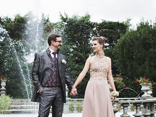 Il matrimonio di Simon e Vera a Vittuone, Milano 1