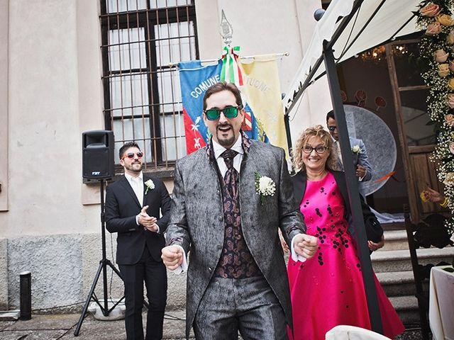 Il matrimonio di Simon e Vera a Vittuone, Milano 4
