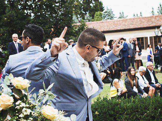 Il matrimonio di Simon e Vera a Vittuone, Milano 7