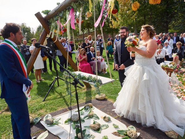 Il matrimonio di Dario e Elisa  a Vetto, Reggio Emilia 2