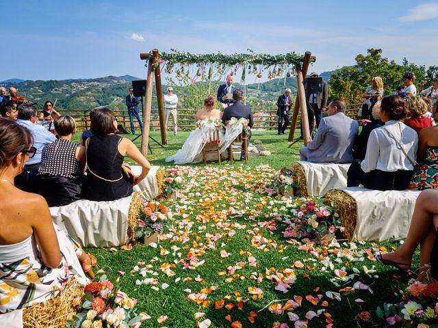 Il matrimonio di Dario e Elisa  a Vetto, Reggio Emilia 5