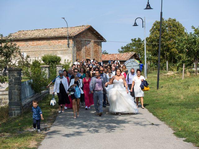 Il matrimonio di Dario e Elisa  a Vetto, Reggio Emilia 8