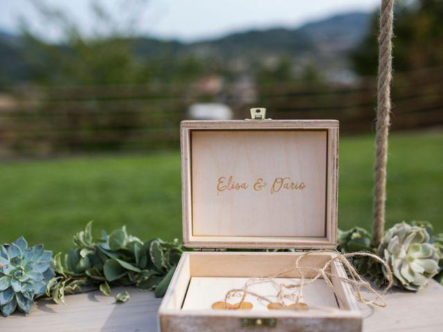 Il matrimonio di Dario e Elisa  a Vetto, Reggio Emilia 11