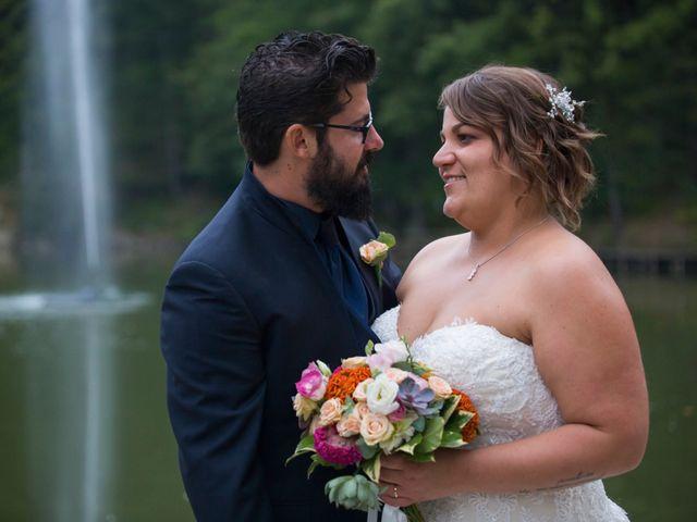 Il matrimonio di Dario e Elisa  a Vetto, Reggio Emilia 12