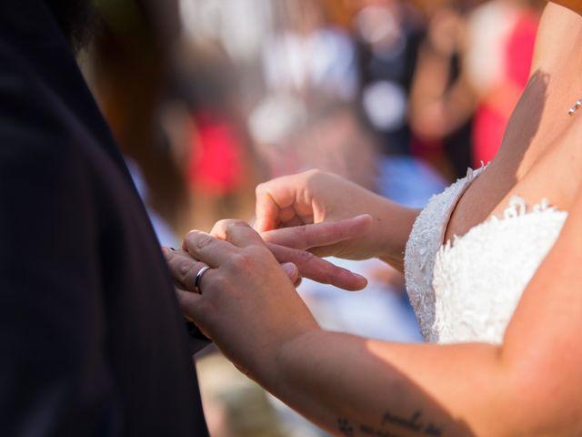Il matrimonio di Dario e Elisa  a Vetto, Reggio Emilia 14