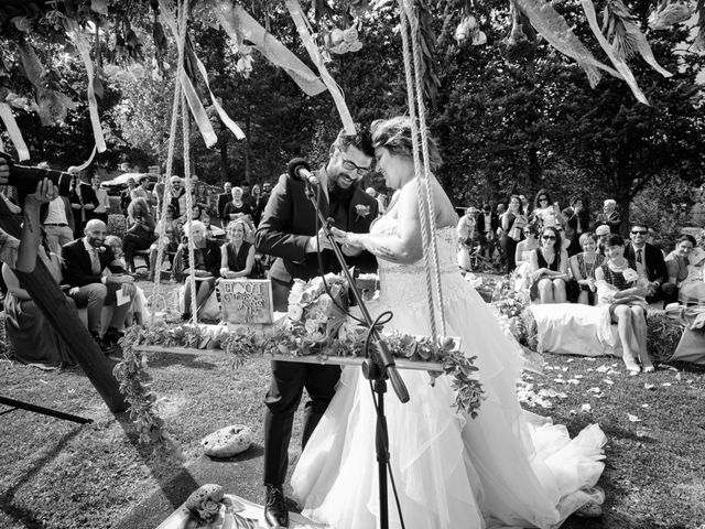 Il matrimonio di Dario e Elisa  a Vetto, Reggio Emilia 22