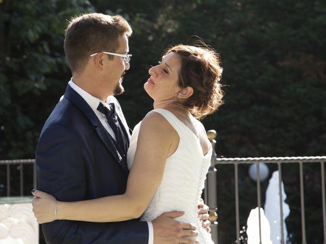 le nozze di Lucia e Marco