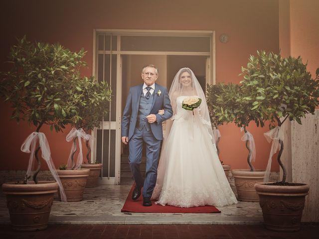 Il matrimonio di Vincenzo e Daniela a Caltanissetta, Caltanissetta 52