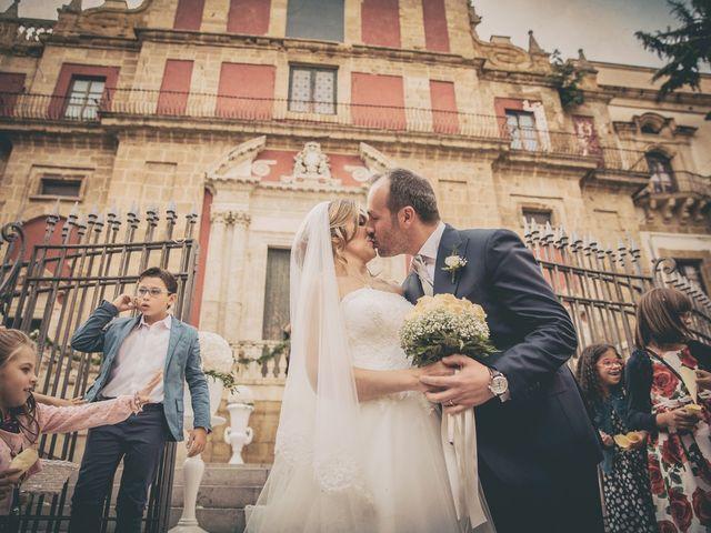Il matrimonio di Vincenzo e Daniela a Caltanissetta, Caltanissetta 54
